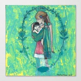 Adopt Canvas Print