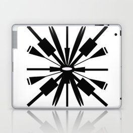 In May - All roads lead to Indy Laptop & iPad Skin