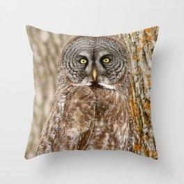 Camouflage Throw Pillow
