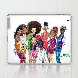 Toon Mix Laptop & iPad Skin