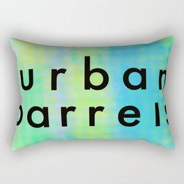 Urban Barrel Type Rectangular Pillow