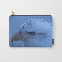 Young Eagle in Failing Light Carry-All Pouch