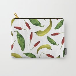 Fresh Picked Peppers Carry-All Pouch