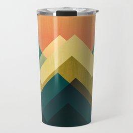 Gold Peak Travel Mug
