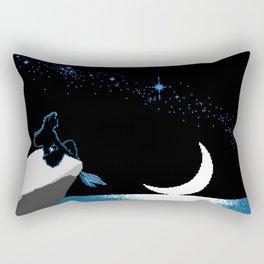 Dreaming of Better Days Rectangular Pillow