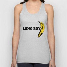 BECK: Long Boy Unisex Tank Top