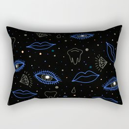 precious night vision Rectangular Pillow