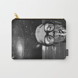 FRANKY - the Ornithology Warden - NIGHT SHIFT Carry-All Pouch