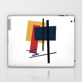 Tribute to K. Malevich (n.1) Laptop & iPad Skin