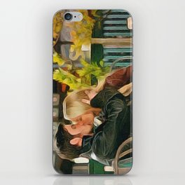 You Traded Your Ship for Me? iPhone Skin