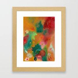 Intensely Flourishing Framed Art Print