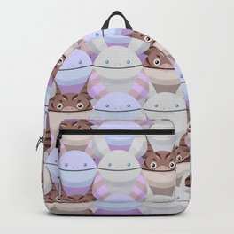 Smiling Cat Backpack
