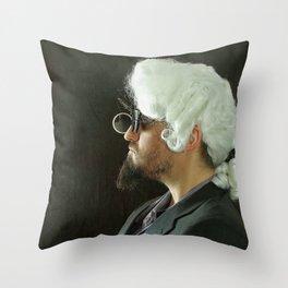 Rococo Portrait Throw Pillow