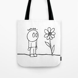 Flower Guy Tote Bag