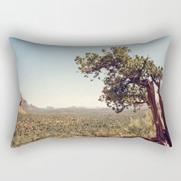 Sedona Skies II Rectangular Pillow
