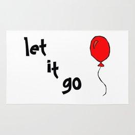 let it go .... Rug