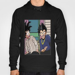 Friday Night Comedy meets Dragon Ball Hoody