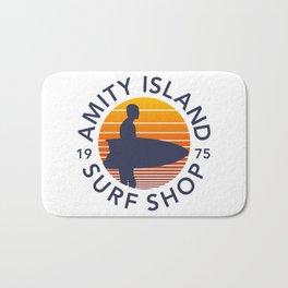 Amity Island Surf Shop Bath Mat