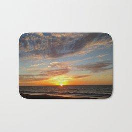West Oz Sunset Bath Mat