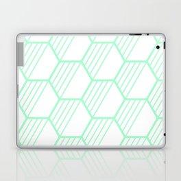 LYLA ((seafoam green)) Laptop & iPad Skin