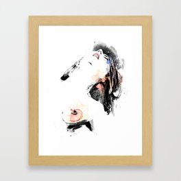 Nude Beauty #2 Framed Art Print