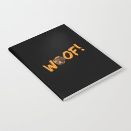 Woof! Notebook