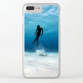 160705-1880 Clear iPhone Case