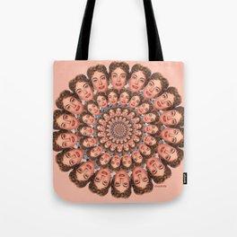 Busby Crawford Zinnia Tote Bag