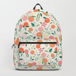 Vanilla Peaches Backpack