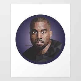 Kayne Fresh Art Print