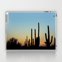 Sunset Cacti 2 Laptop & iPad Skin