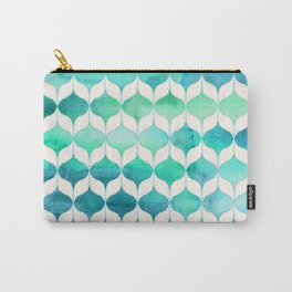 Ocean Rhythms and Mermaid's Tails Carry-All Pouch