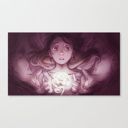 Beauty / Beast Canvas Print