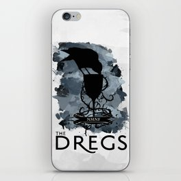 Six of Crows - The Dregs iPhone Skin