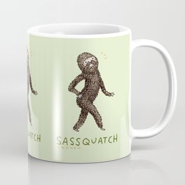 Sassquatch Kaffeebecher