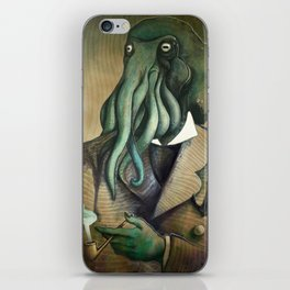 Fine chap from the deep iPhone Skin