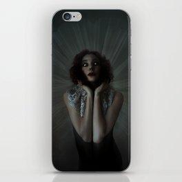 Prone to Nightmares iPhone Skin
