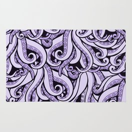 Ursula The Sea Witch Inspired Rug