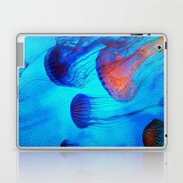 Watch the Flow of the Jelly Glow  Laptop & iPad Skin