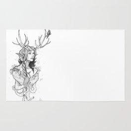gia sketch Rug
