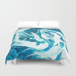 Spirit of the Sea Duvet Cover