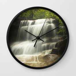 Champney Falls Wall Clock