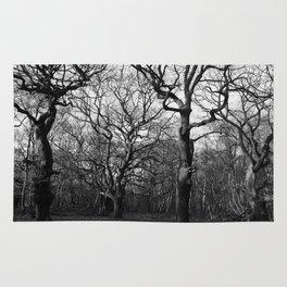 Oak Tree Army Rug