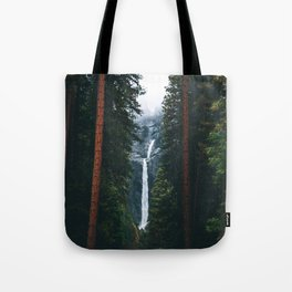 Yosemite Falls - Yosemite National Park, California Tote Bag