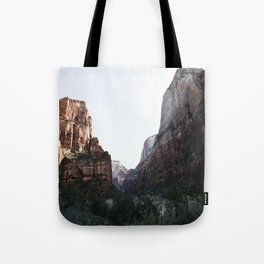 Zion National Park II Tote Bag