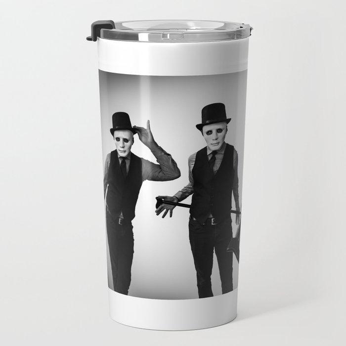 Let The Magic Show Begin Travel Mug