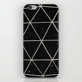 Geodesic iPhone Skin