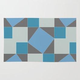 Pythagorean Pattern Rug