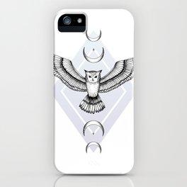 Mystic Owl iPhone Case