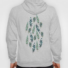 Feathers Hoodie